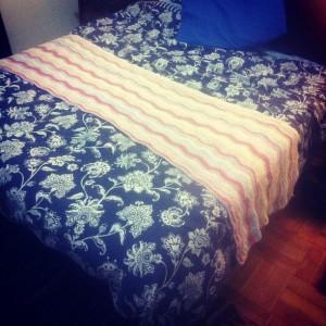 Ripply Blanket 1