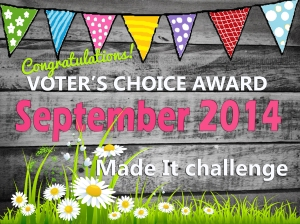 Voter's Choice Sept 2014